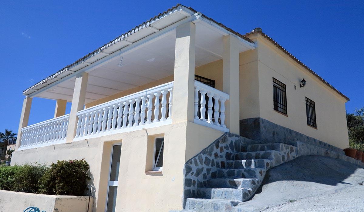 Vivienda rústica, parcela y 2 viviendas, Coín. Málaga