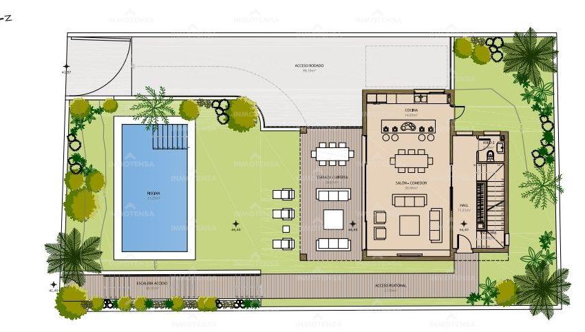 HOTV4011_3_Entrance floor plan