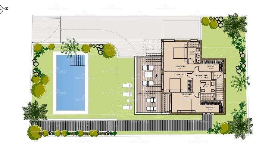 HOTV4011_4_Top floor plan