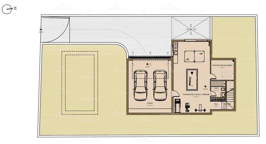 HOTV4011_5_Basement floor plan