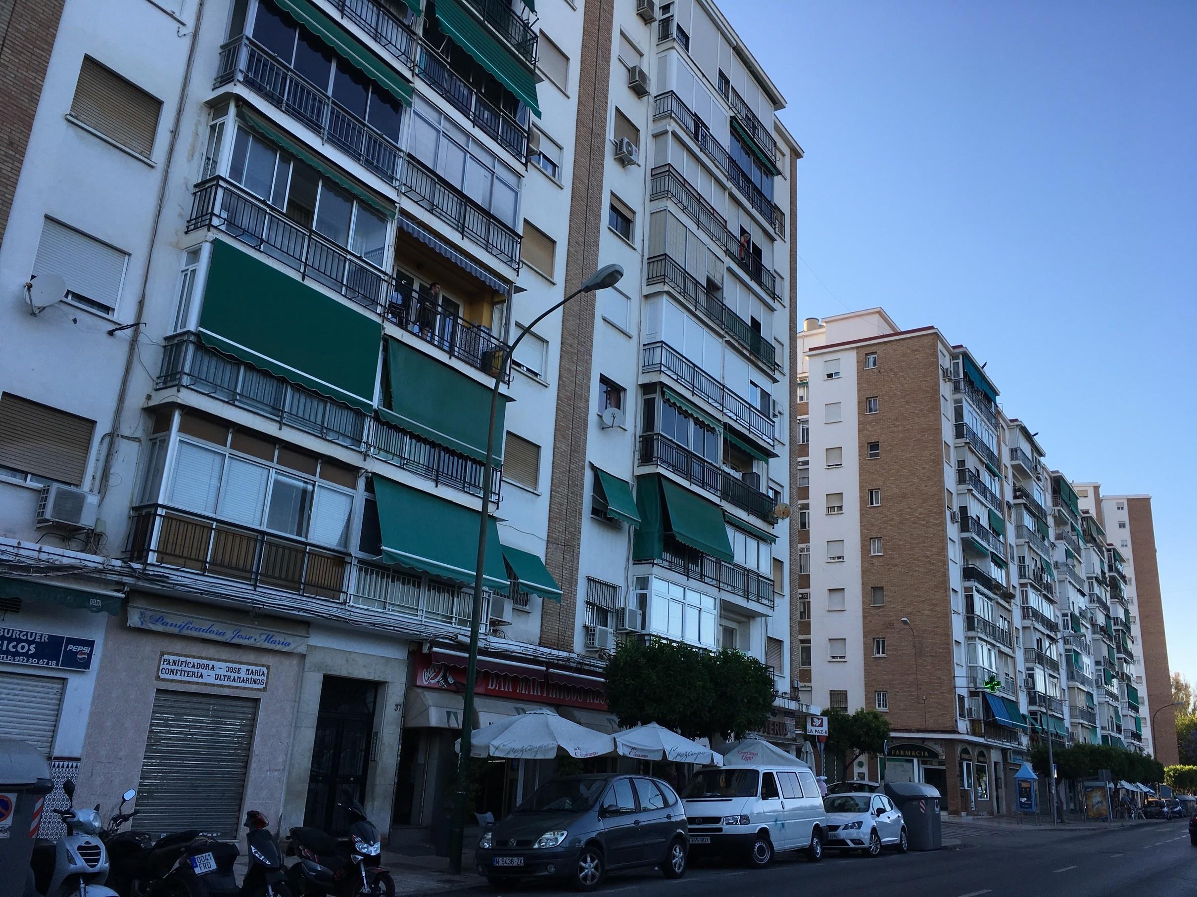 Vivienda en Avenida Doctor Marañón, Málaga.