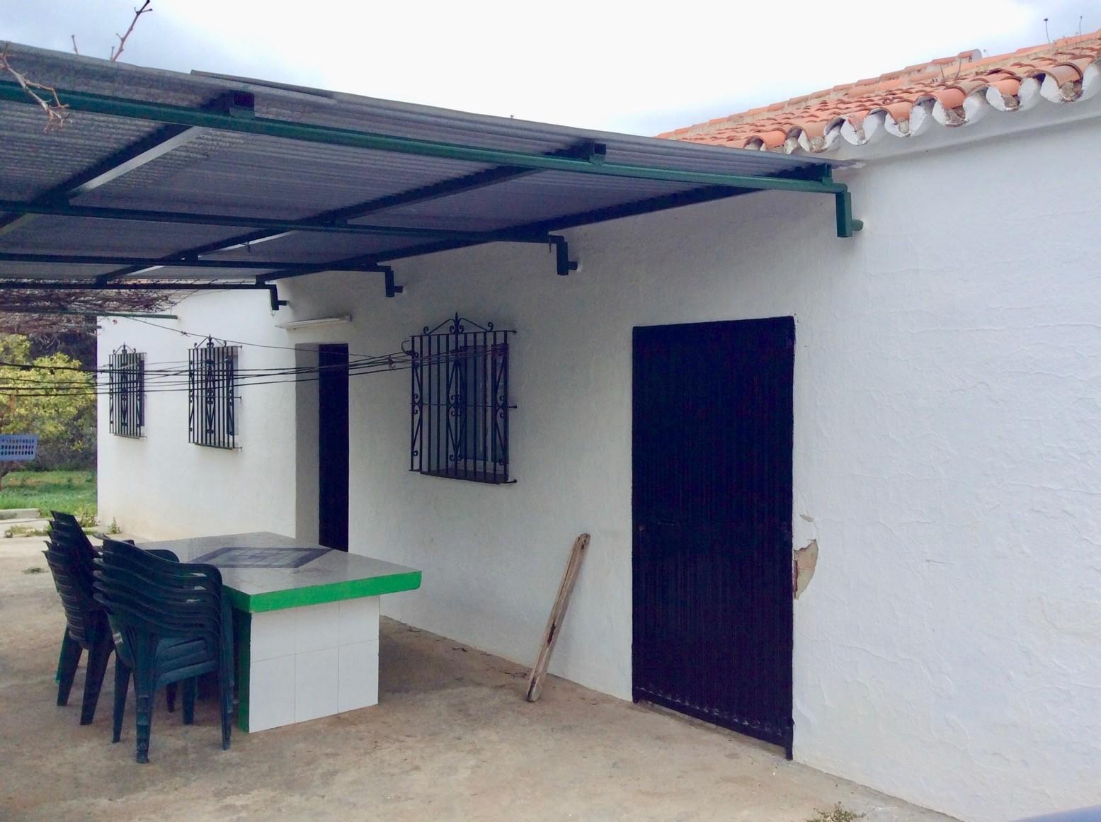 Casa de campo y finca en Los Montecillos, Coín
