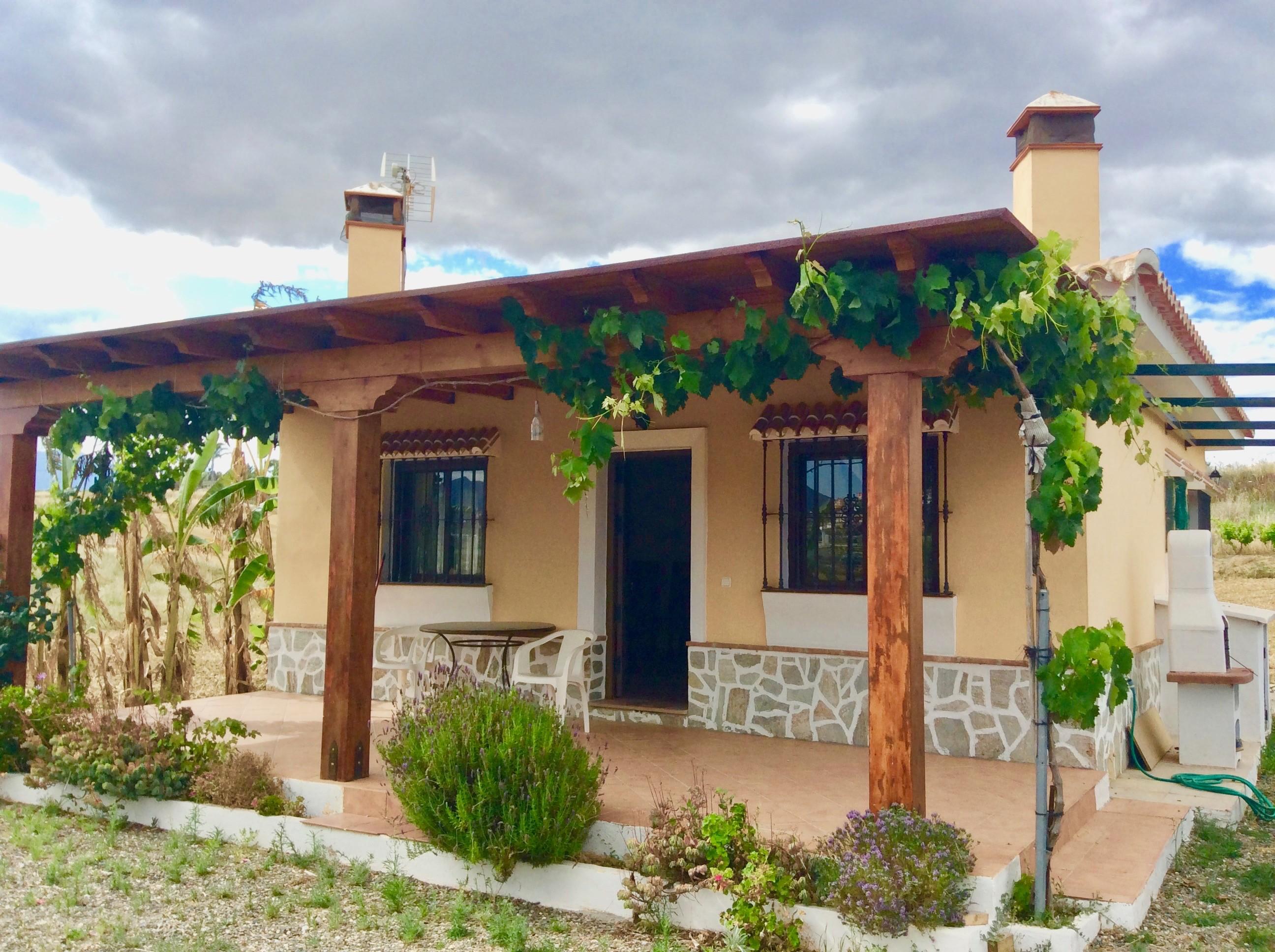 Casa de campo en La Carreta, Coín, Málaga.