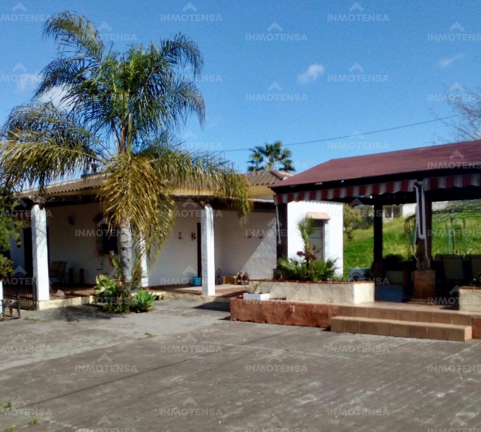 Alquiler de casa de campo en Coín
