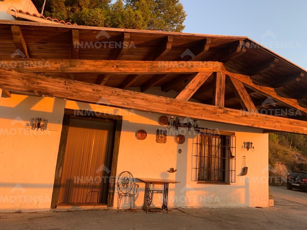 Finca y Casa de Campo en Alozaina, Sierra de las Nieves