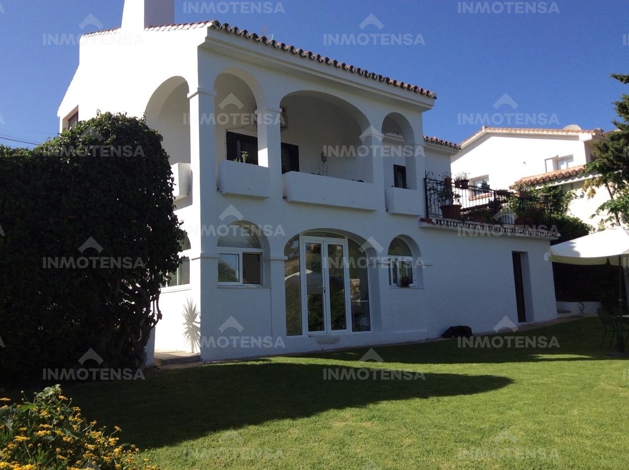Villa en la Sierrezuela, Mijas, Málaga.